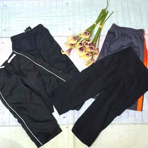 Kid's Set of 3 Athletic Pants and One Cargo Pant